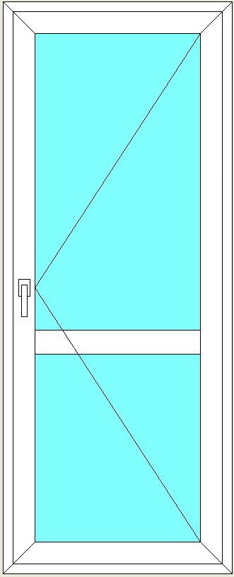 Пластиковые двери - низкие цены в спб! стоимость металлоплас.