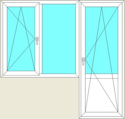 Вставить стекло в окно цена